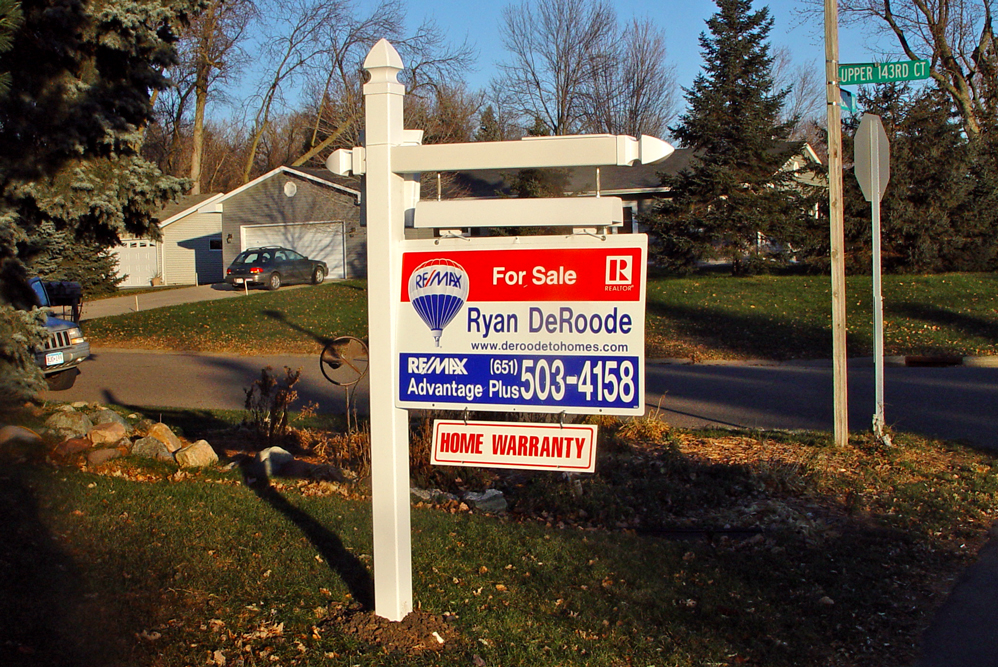 Real Estate or Yard Signs